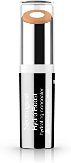 Neutrogena Hydro Boost Hydrating Concealer Stick for Dry Skin, Oil-Free, Lightweight, Non-Greasy and Non-Comedogenic Cover...