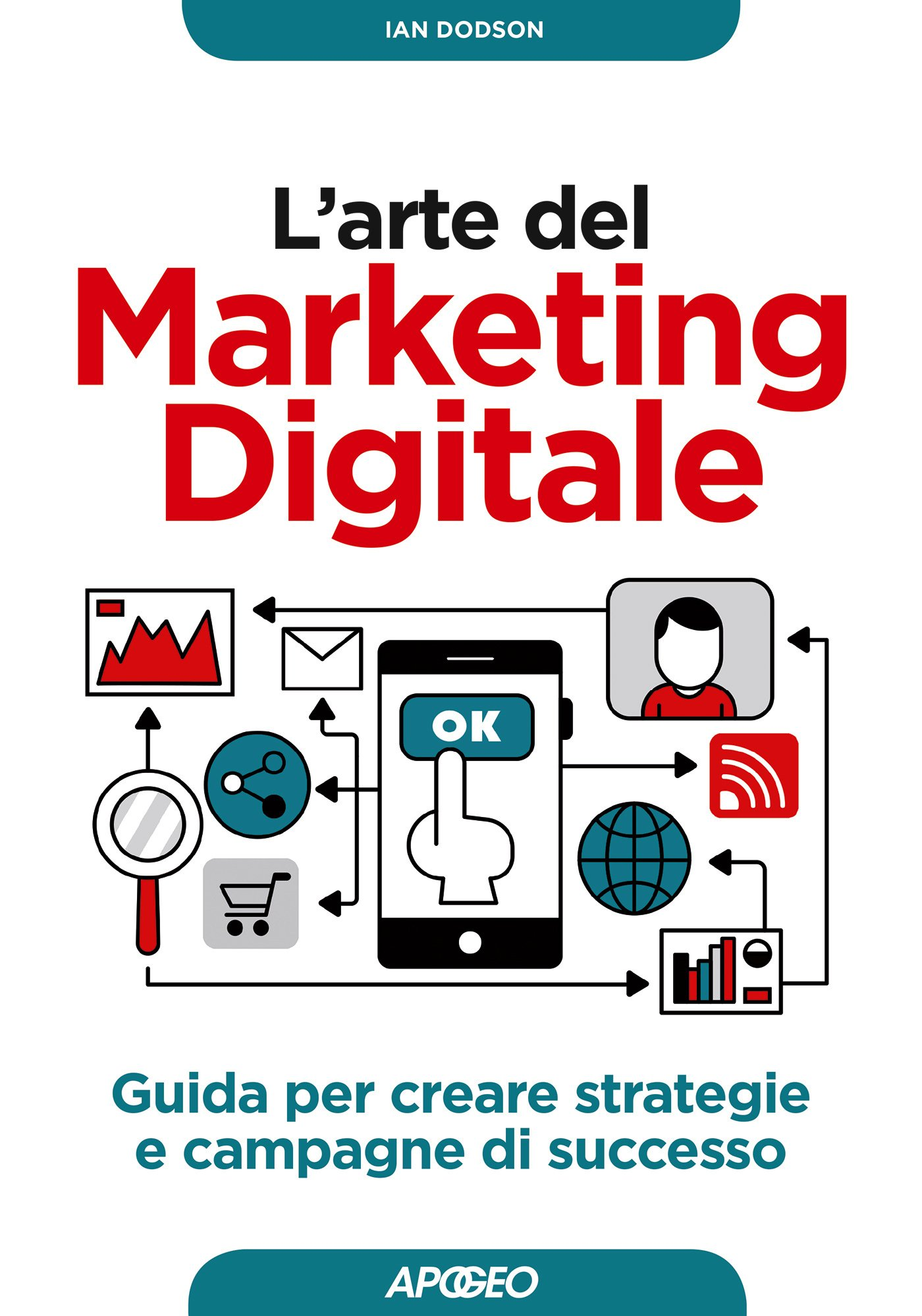 Image OfL'arte Del Marketing Digitale: Guida Per Creare Strategie E Campagne Di Successo (Web Marketing Vol. 1)