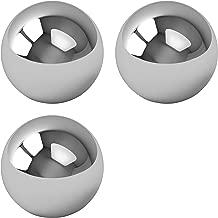 3 Mouse Trap Replacement Metal Steel Balls/Milton Bradley