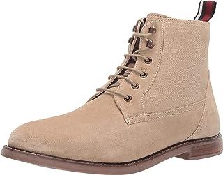 حذاء أوكسفورد رجالي من Ben Sherman برقبة عالية سادة عند الأصابع
