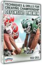 Championship Productions Ted Gill: Techniques and Drills for Creating Championship Defensive Linemen DVD