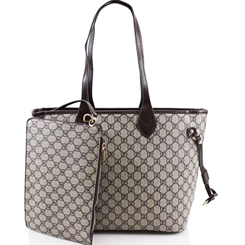 9d6bd514afb Designer 2-in-1 Check Handbag Shoulder Bag With Purse + Lip Balm