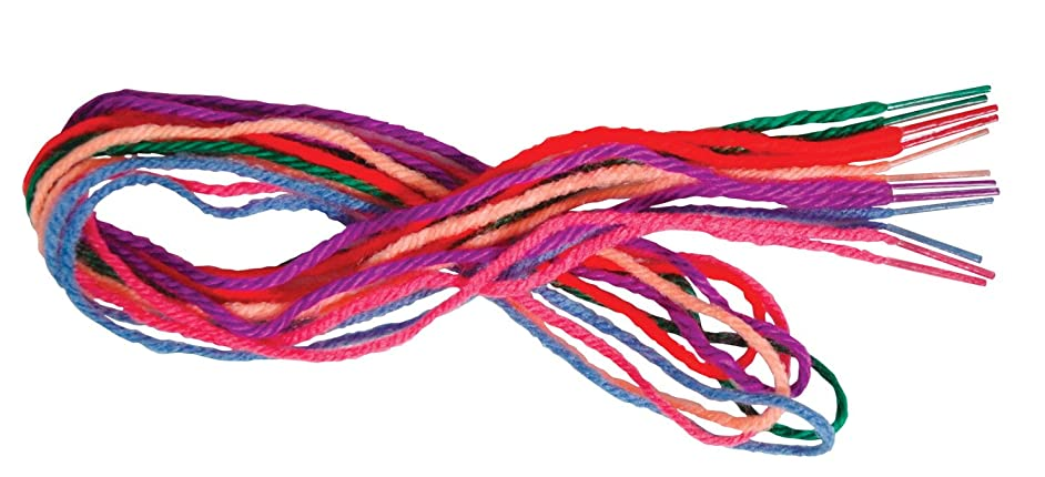 Pepperell Braiding TY1 Tipped Yarn Laces, 36