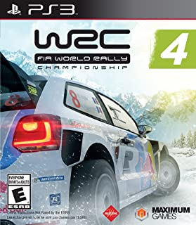 WRC 4: FIA World Rally Championship (輸入版:北米) - PS3