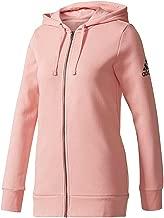 felpa donna adidas rosa