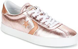 Converse Womens 555948C Breakpoint Metallic Canvas Low Top