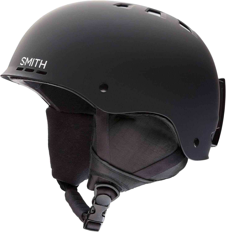 Smith Optics Snow Helmet Adult Holt XL Black H16HL