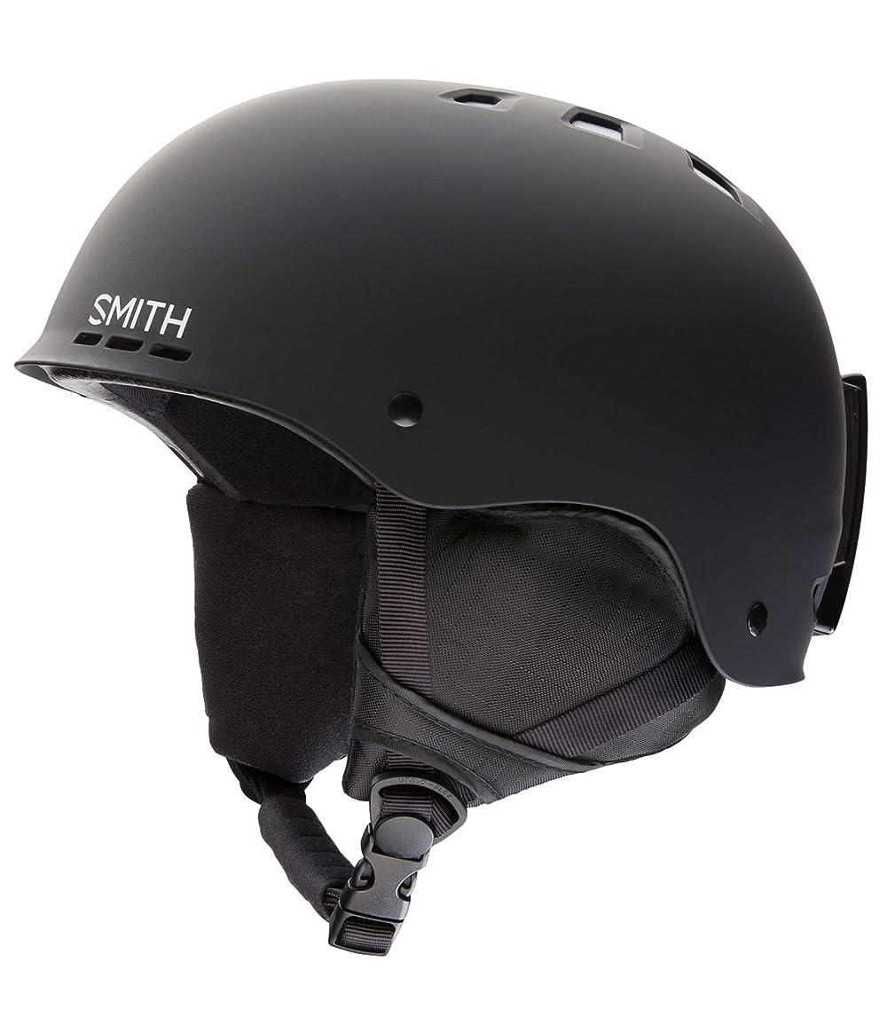 味わうハロウィンビリーSMITH スミス HOLT ホルト ヘルメット PROTECTOR プロテクター スノーボード XL(63-67cm) MATTE_BLACK