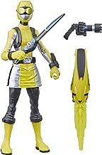 Power Rangers Beast Morphers Yellow Ranger 6
