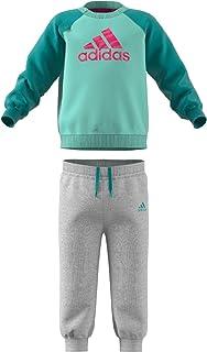 e7690a2b6a9a4 adidas Survêtement en Polaire avec Logo pour bébé Unisexe