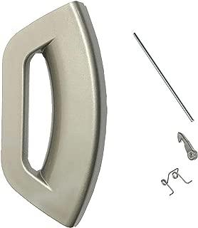 Spares2go fieltro puerta de sellado para Indesit secadora