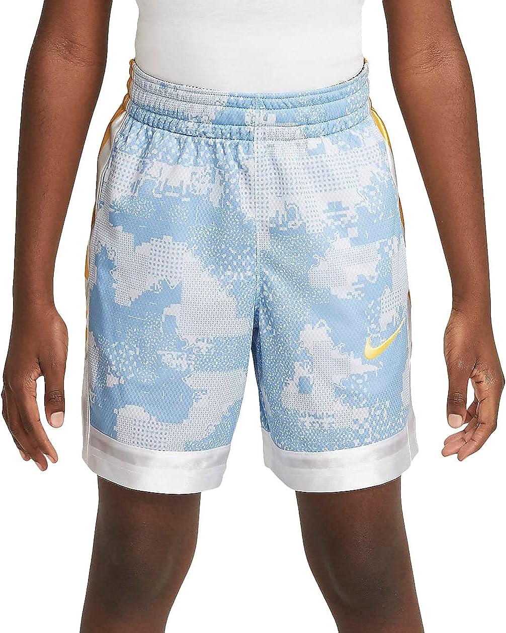 Nike Elite Super Big Kids' (Boys') Basketball Shorts Boys DA0150-086