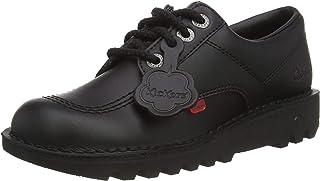 Kickers Men's Kick Lo Core Black Shoes