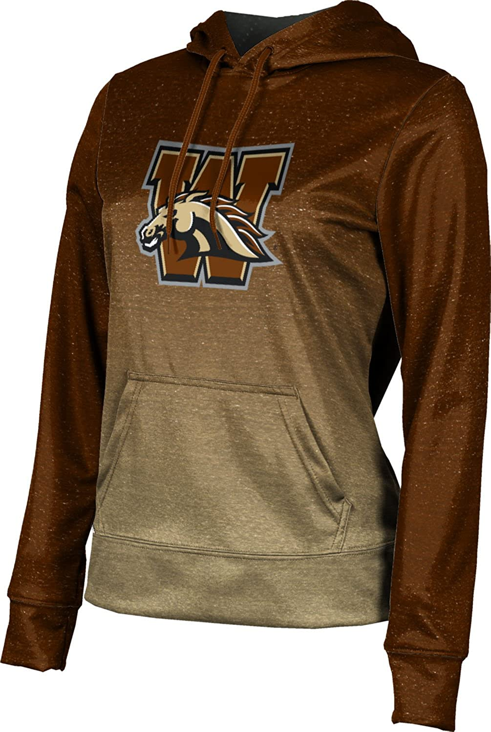 ProSphere Bombing free shipping Western Michigan University Women's S Pullover Hoodie Inventory cleanup selling sale