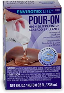 pour on high gloss finish uk
