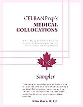 CELBANPrep's Medical Collocations: Sampler
