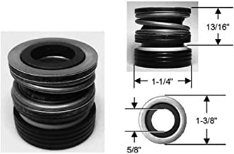 Pentair, Purex, Hydrotech (Pinnacle) Pump (PS-200 Shaft Seal) Same as: (354545) This is an AMERICAN Manufactured Replacement Seal!