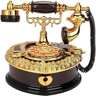 Jadpes Carillon,Jadpescarillon Giocattolo,Carillon Telefono Carillon Carillon, illon del Telefono Telefono a Forma di Cuor...