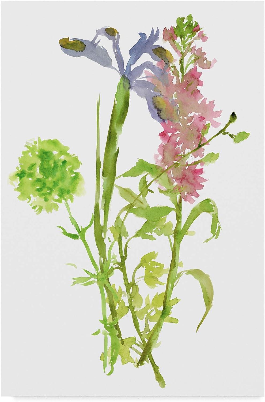 Trademark Fine Art Summertime Daydream I by Melissa Wang, 12x19
