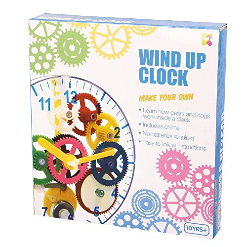 Make Your Own Clock: Amazon co uk
