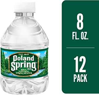 Pol and Springs Spring Water, Original, 40885-Ounce (Pack of 4)