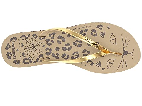 5e1aee0afd17 Charlotte Olympia Cat Flip-Flop at Luxury.Zappos.com