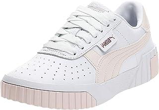 PUMA Cali Wn's, Baskets Femme, White/Rosewater, 37 EU