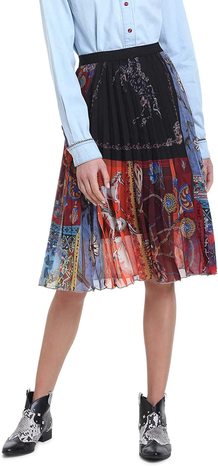 Desigual Women's Skirt Valeria, Sizes XSXL