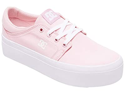 DC Trase Platform TX (Light Pink) Women