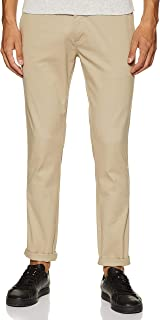 Max Men's Relaxed fit Casual Trousers