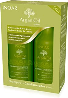Inoar Kit Duo Argan Oil