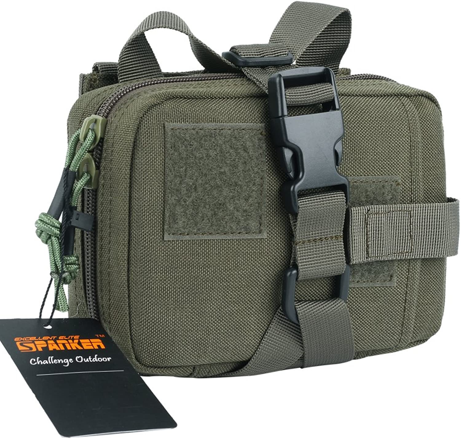 Excellent Elite Spanker Tactical Molle Activity Edition Nylon Emergency Medical Package Outdoor Survival Hiking Emergency Kit