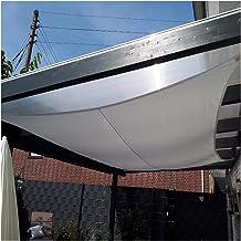 LIXIONG Zonnekap Zeil, 90% UV-blok Outdoor Waterdicht Scherm Luifel, Rechthoek Sunblock Luifel Doek voor Patio Tuin, Aange...