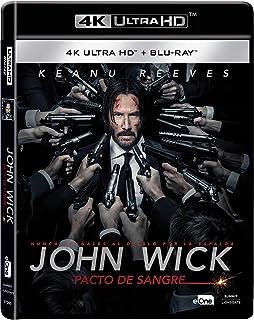 John Wick: Pacto De Sangre Blu-Ray + Uhd 4k Blu-ray