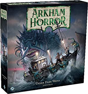 Fantasy Flight Games Arkham Horror: Under Dark Waves Exp (AHB05)