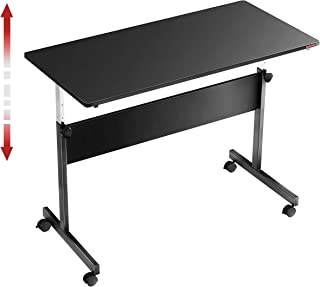 Mr IRONSTONE Height Adjustable Desk Sit-Stand 47.6
