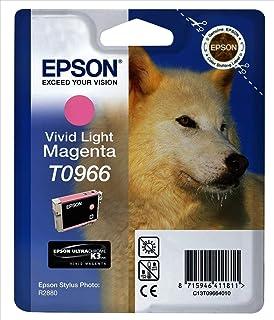 Epson T0966 Tintenpatrone Husky, Singlepack vivid hell magenta