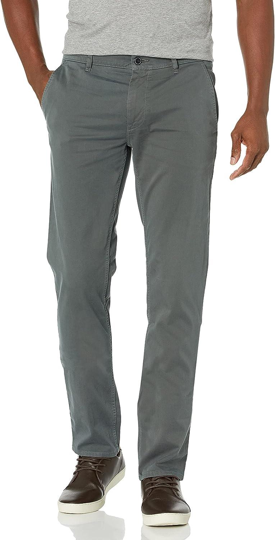 Hugo Outlet SALE Boss Men's Slim-fit New York Mall Chino Trouser Pant