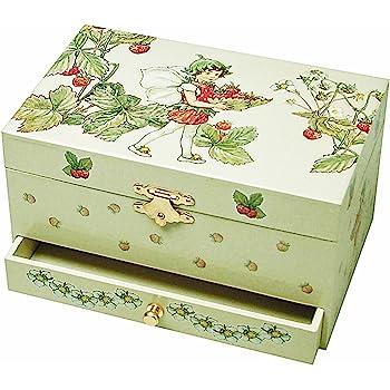 Trousselier - Caja para tesoros/joyas musicales, ideal como regalo ...