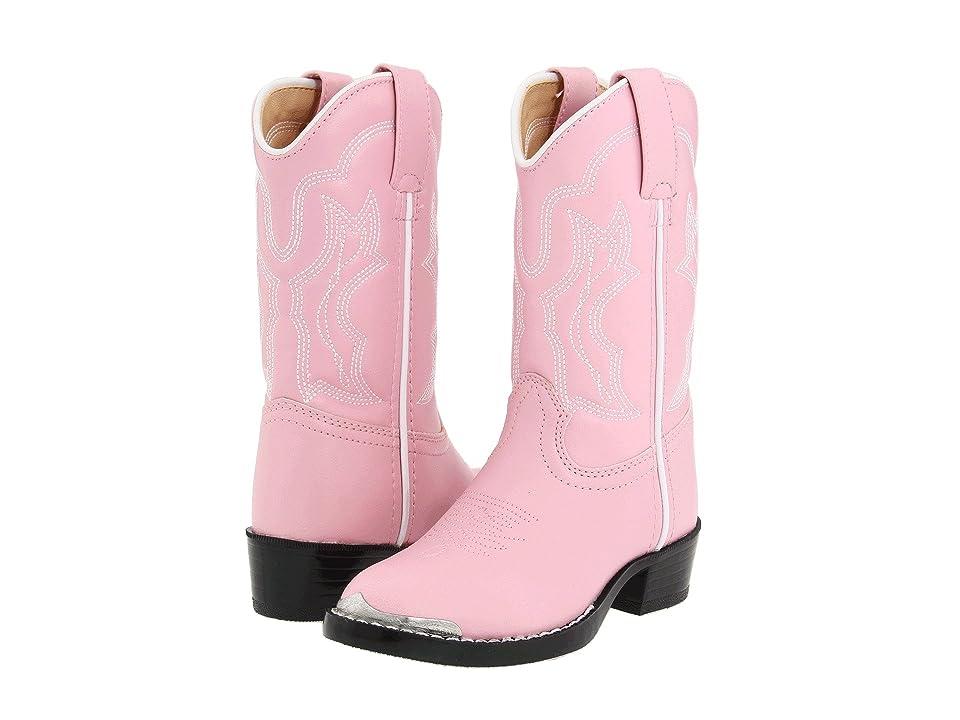 Durango Kids BT858 (Toddler/Little Kid) (Pink) Cowboy Boots