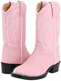 Boots, Cowboy Boots, Pink, Girls | Shipped Free at Zappos
