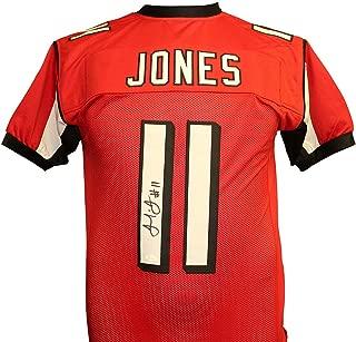 julio jones autographed jersey