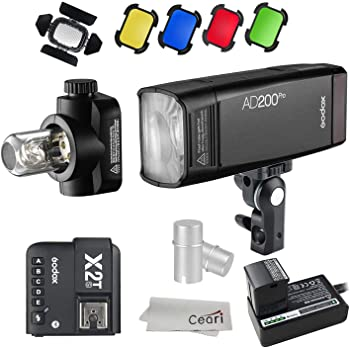 X2T-S GODOX X2T-S TTL Wireless Trigger Flash 2.4G 1//8000s HSS TTL Manual Function for Sony Cameras with Clean Cloth