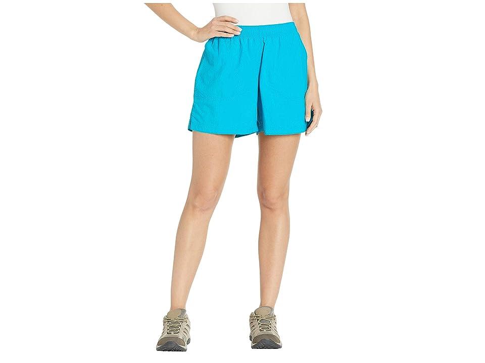 Columbia Sandy Rivertm Short (Modern Turquoise) Women