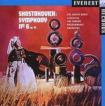 BOULT/SHOSTAKOVICH SYMPHONY NO 6 OP 54