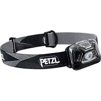 PETZL, Tikka Headlamp, 300 Lumens, Standard Lighting