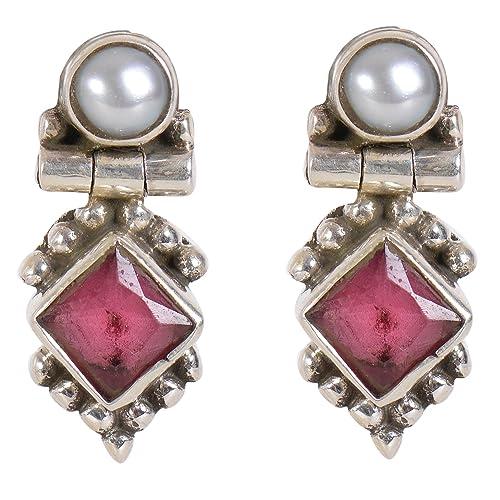 b86f7380e20 92.5 Silver Earrings: Buy 92.5 Silver Earrings Online at Best Prices ...