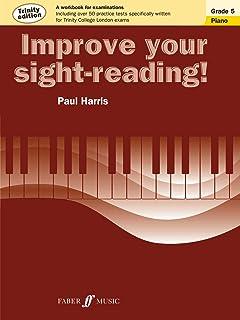 Improve your sight-reading! Trinity Edition Piano Grade 5