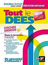 Livres Tout le DEES en fiches mémos - Diplôme d'état Educateur spécialisé - Révision PDF