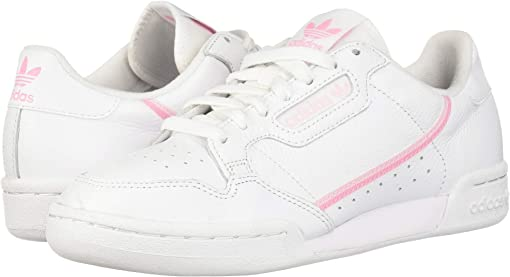 Footwear White/True Pink/Clear Pink
